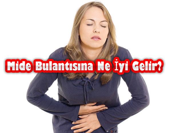 mide bulantısı, ne iyi gelir?, mide bulantısı nasıl geçer?, mide bulantısına iyi gelen bitkiler