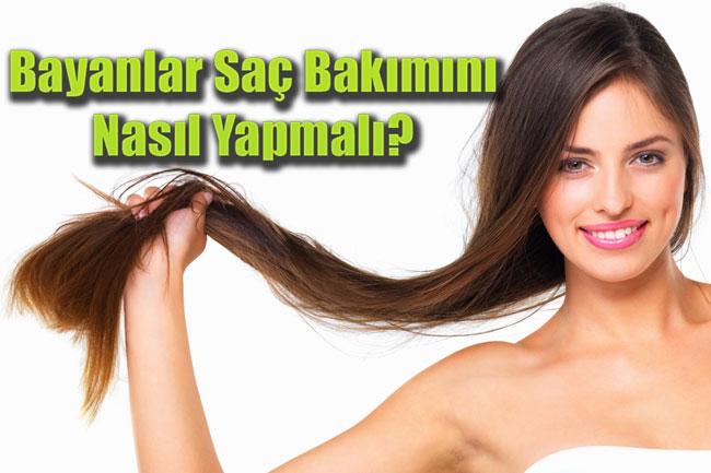 Kadınların Saç Bakımı Nasıl Yapılır?, Kadınların Saç Bakım Ürünleri